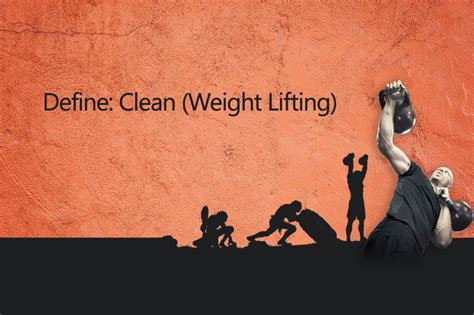 clean definition weight caveman cavemantraining lifting strength kettlebells wod