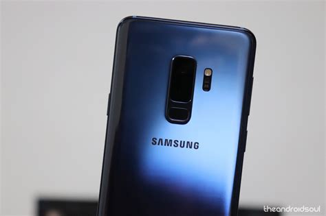how to root the galaxy s9 and s9 and install twrp recovery