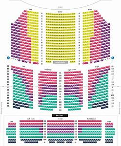 Paramount Theater Denver Seating View Cabinets Matttroy