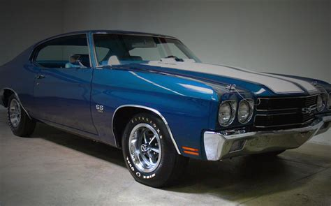 Top 10 Classic American Muscle Cars   Zero To 60 Times