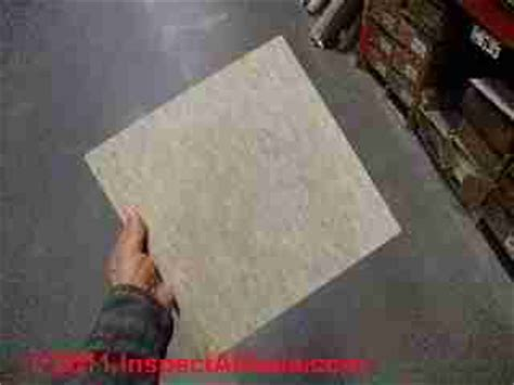 asbestos  peel  stick floor tiles