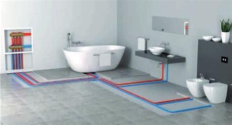 Impianto Idraulico Bagno by Consigli Per Modificare Gli Impianti Bagno Houselet