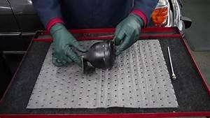 Mercedes Self Leveling Rear Suspension Sls Part 12  Inside