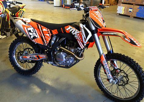 graphics for motocross bikes ktm sx sxf custom dirt bike graphics image gallery