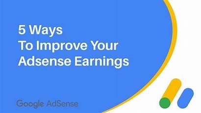Earnings Ways Adsense Improve Proven