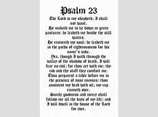 Psalm 91 Meaning Kjv - calendarios HD