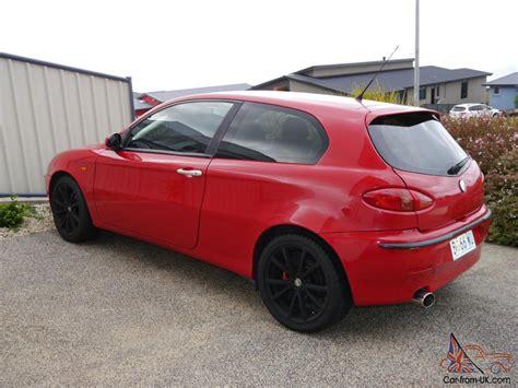 Alfa Romeo 147 Ti Selespeed 2003 3d Hatchback 5 Sp Auto