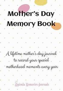 Mothers Day Memory Book by Spirala Journals | Waterstones