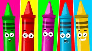Nursery Rhymes Playlist For Toddlers by Five Litle Crayons Crayons Song Original Children
