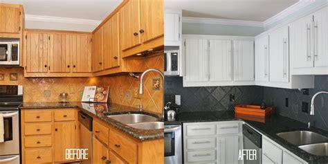 peinture d armoire de cuisine 20 façons d améliorer sa cuisine soi même déconome