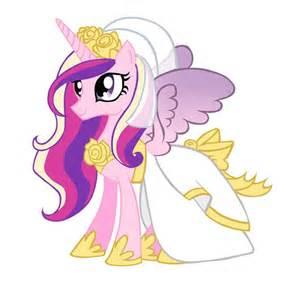 My Little Pony Princess Cadence Wedding