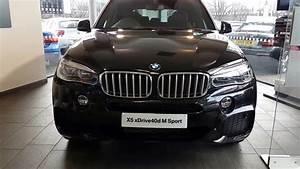 Bmw X5 40d : the new 2016 bmw x5 xdrive 40d m sport interior and exterior review youtube ~ Gottalentnigeria.com Avis de Voitures