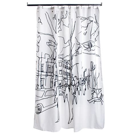 marimekko shower curtain marimekko hetki moments polyester shower curtain