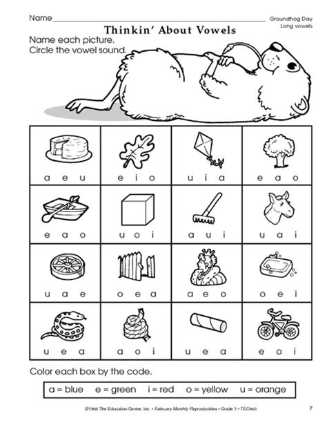 number names worksheets 187 vowel worksheets kindergarten