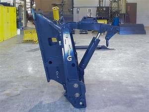 Motor Grader Universal Plow Harness  U2013 Craig Manufacturing