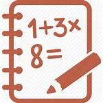 Math Icon Icons Education Exercise Mathematics Engine