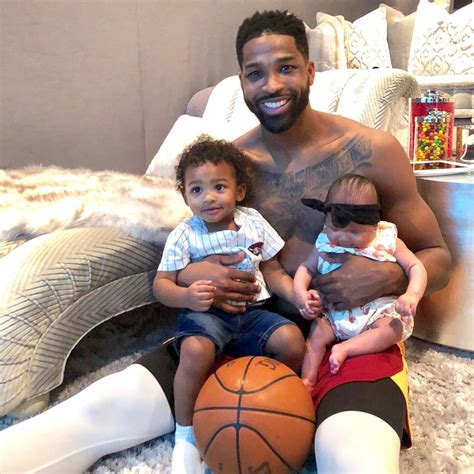 Are Tristan Thompson's Kids Getting a Sibling? Paternity ...