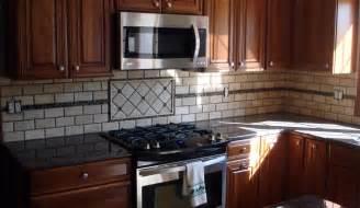 new bathroom tile ideas backsplash with glass mosaic border new jersey custom tile