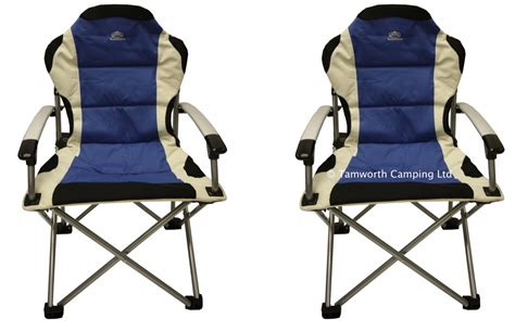 sunnc deluxe folding heavy duty cing chair max