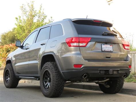 jeep grand cherokee trailhawk lifted can you put 35 inch tires on a jeep grand cherokee trail
