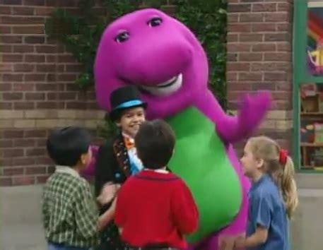 Gamis Syari Susun Dizha Purple image goodjob jpg barney wiki fandom powered by wikia