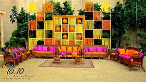 Where and How much to spend on Mehendi Decor Props