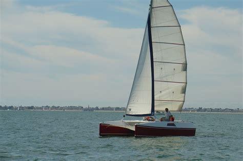 Catamaran Twist A Vendre catamaran french cat 7 10m