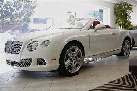 A Bentley Dealership Ahead Of Total And Domestic Auto