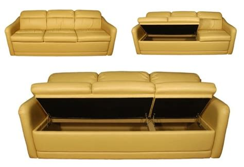 Storage Settee by Sofas With Storage 2 Options