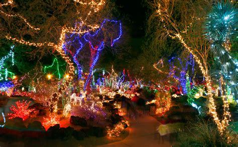 holiday light displays  las vegas classic las