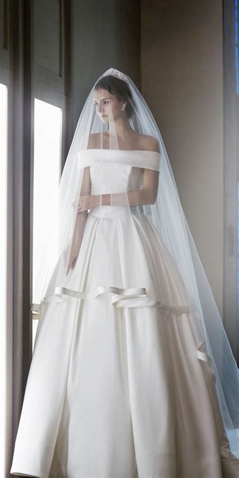 42 Off The Shoulder Wedding Dresses To See Wedding