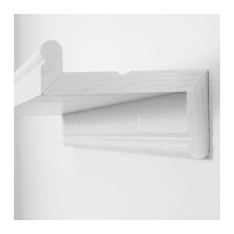 ikea picture ledge knopp 196 ng picture ledge white stained 75 cm ikea
