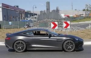 Aston Martin Vanquish S : 2018 aston martin vanquish s gallery 686087 top speed ~ Medecine-chirurgie-esthetiques.com Avis de Voitures