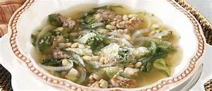Sausage & Escarole Soup