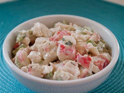 golden corral crab salad recipe  cdkitchencom