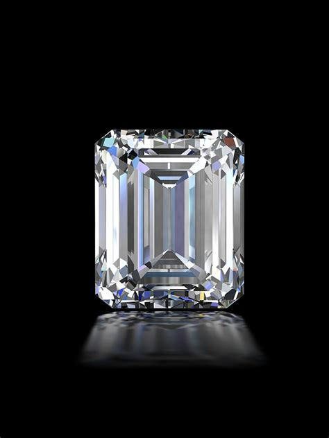 The History Of The Emeraldcut Diamond