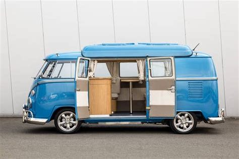 1966 Volkswagen Type 2 Camper Van