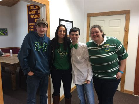 annual st patricks day lunch bellcate school