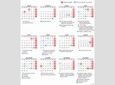 Festivos Calendario laboral de 2015 Actualidad EL PAÍS