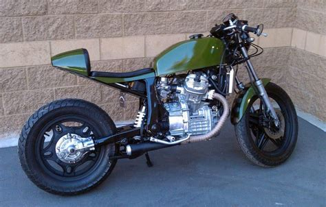 gl 500 cafe fighter from a silverwing via kustoms honda motorcycles cafe racer