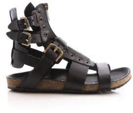 Burberry Men Gladiator Sandal