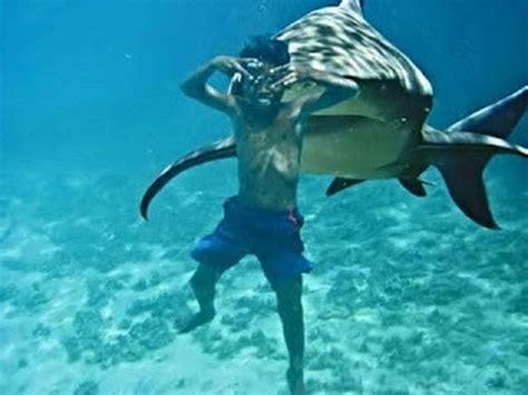 Shark Attacks Florida Boy Swimming at Cocoa Beach - YouTube