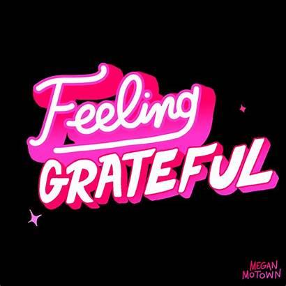 Vibes Megan Gratitude Thank Circle Beat Motown