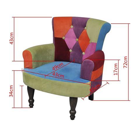 Bunte Stühle Günstig by Stuhlsessel Sessel Stuhl Retrostil Patchwork Bunt