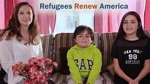 Refugees Renew America - YouTube