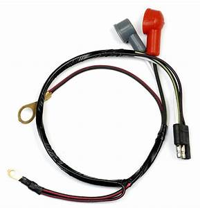Ford Mustang Alternator Wiring Loom Harness 1966 66 Coupe
