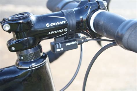 shimano di2 fingers on not sure if this counts as a di2 review the5krunner