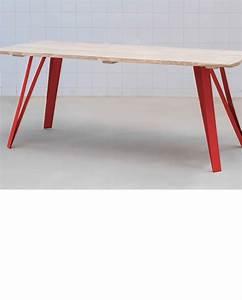 Pieds De Table : pieds de meuble design id al pour home staging et diy pied en metal ~ Teatrodelosmanantiales.com Idées de Décoration