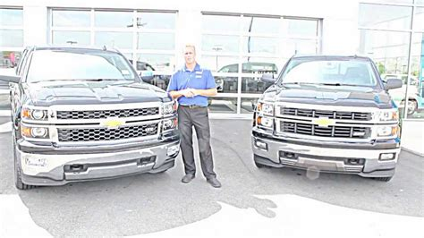 Ask The Chevy Dude The Trim Levels On The 2014 Silverado
