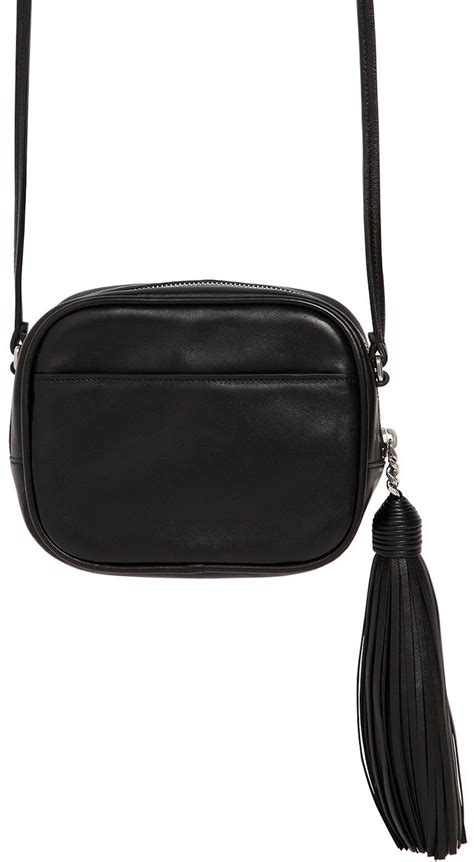 saint laurent monogram blogger heart bag bragmybag